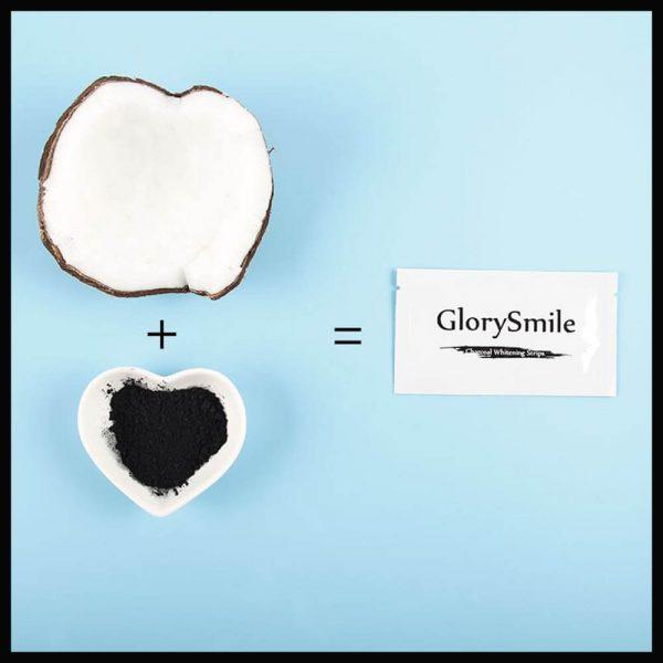 Ταινίες Λεύκανσης Δοντιών Glory Smile Strips Λεύκανσης Δοντιών